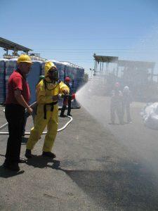 הדרכת צוות חירום